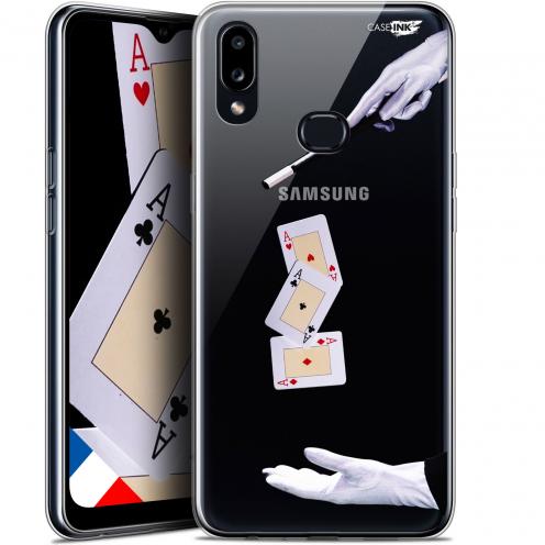 """Carcasa Gel Extra Fina Samsung Galaxy A10S (6.1"""") Design Cartes Magiques"""