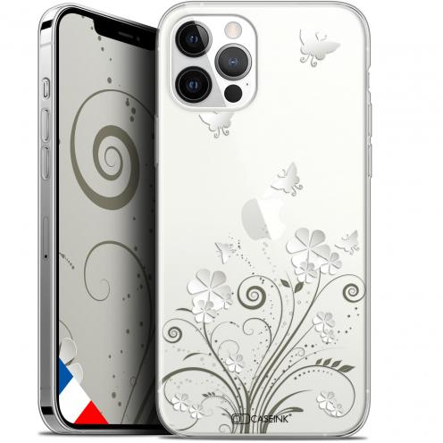 "Carcasa Gel Extra Fina Apple iPhone 12 Pro MAX (6.7"") Summer Papillons"