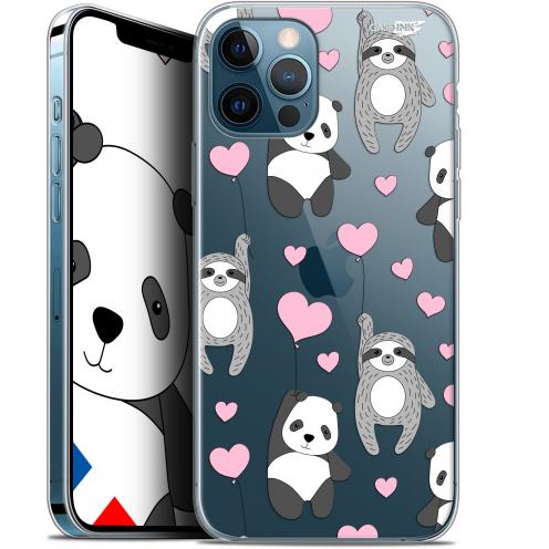 "Carcasa Gel Extra Fina Apple iPhone 12 Pro MAX (6.7"") Design Panda'mour"