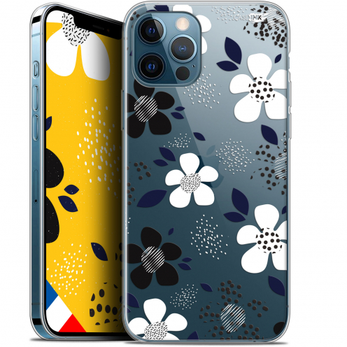 "Carcasa Gel Extra Fina Apple iPhone 12 Pro MAX (6.7"") Design Marimeko Style"