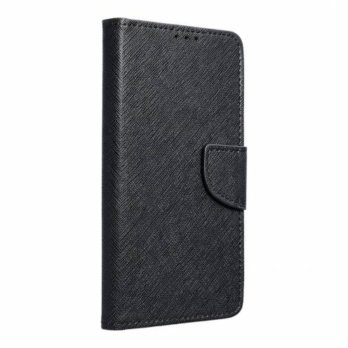 Fancy Book carcasa for Nokia 1 Plus black