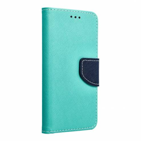 Fancy Book carcasa for Samsung Galaxy S8mint/navy