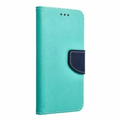 Fancy Book carcasa for Samsung Galaxy J3/ J3 2016mint/navy
