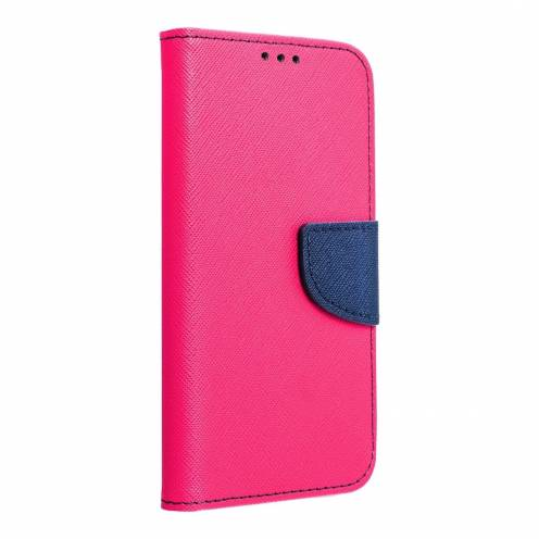 Fancy Book carcasa for Apple iPhone 7 / 8 / SE 2020 pink/navy