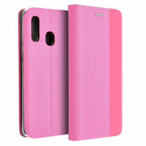 SENSITIVE Book for Samsung A20e light pink