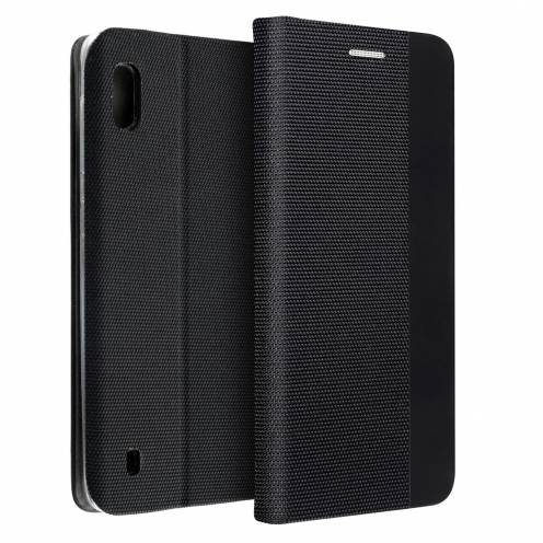 SENSITIVE Book for Samsung A10 black