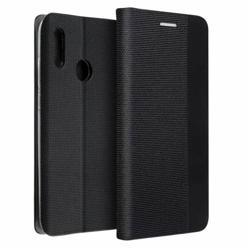 SENSITIVE Book for Huawei P40 Lite E black
