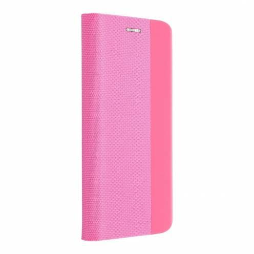 SENSITIVE Book for Samsung A71 light pink
