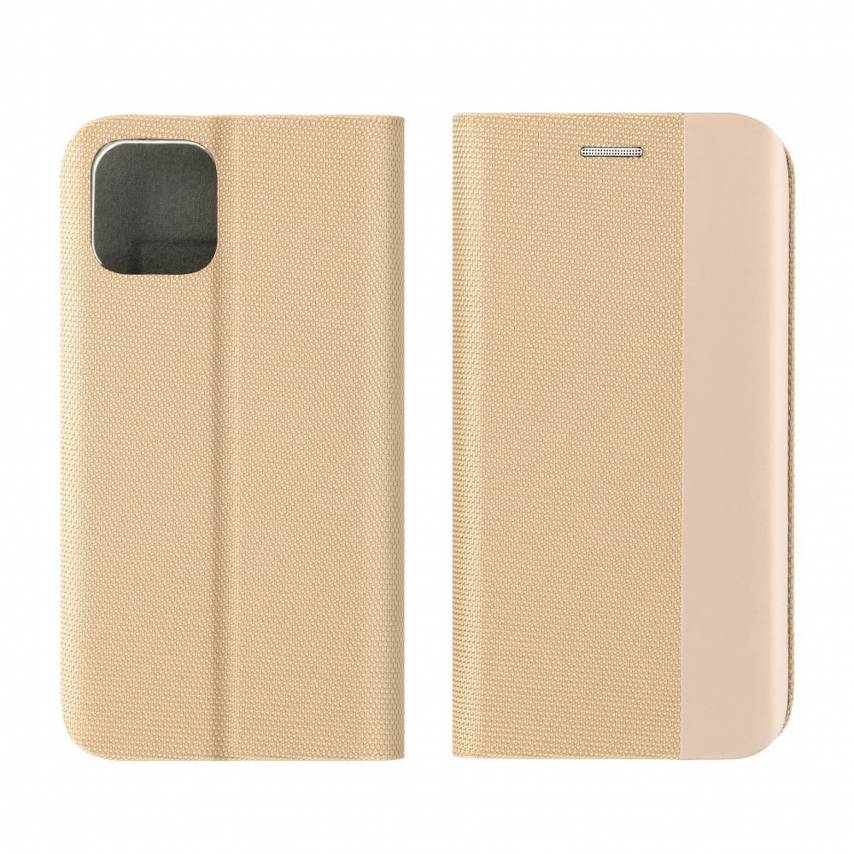 SENSITIVE Book for Samsung A21s gold