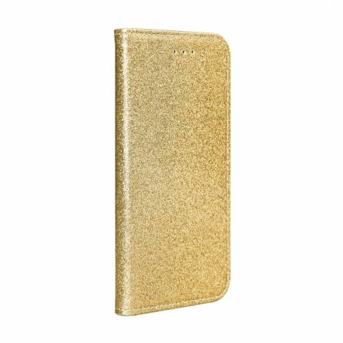 SHINING Book for Samsung S20 gold