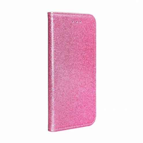 SHINING Book for Samsung A50 light pink