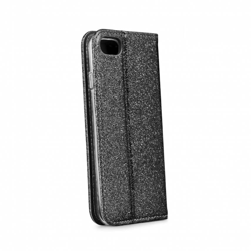 SHINING Book for Samsung A21s black