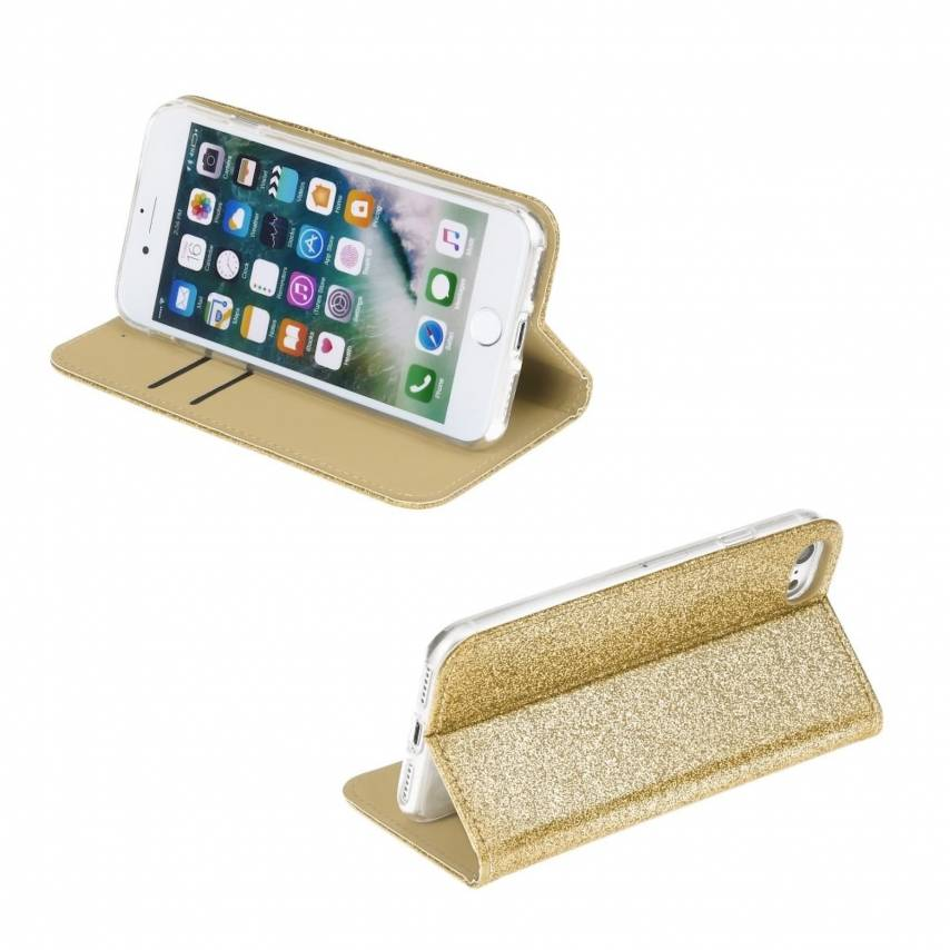 SHINING Book for Samsung A21s gold