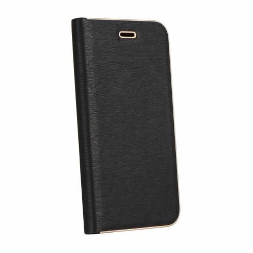Luna Book for Samsung A7 2018 black