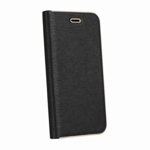 Luna Book for Samsung Galaxy A6 Plus 2018 black