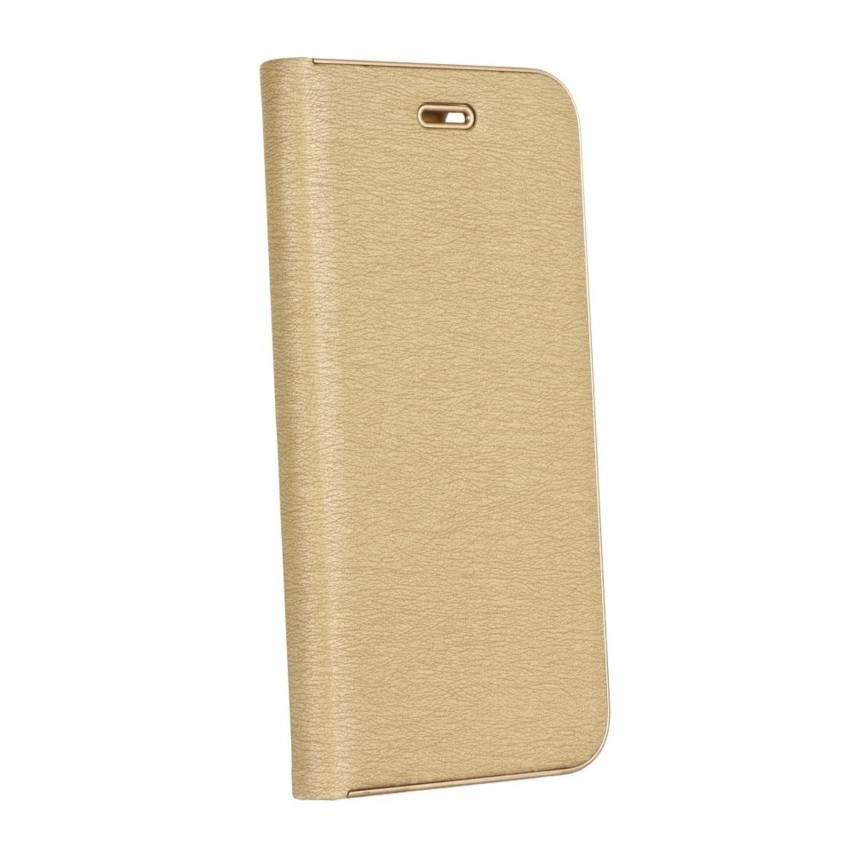 Luna Book for Samsung Galaxy A10 gold