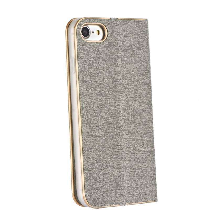 Luna Book for Samsung Galaxy A21s silver