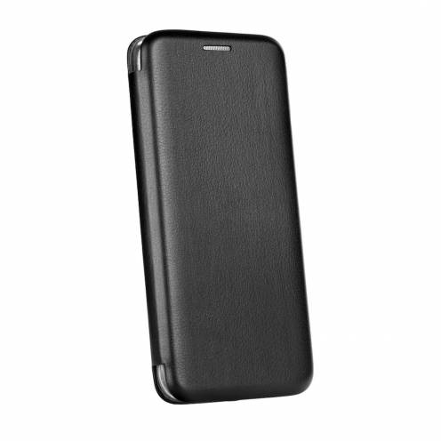 Book Forcell Elegance for Samsung A6 Plus 2018 black