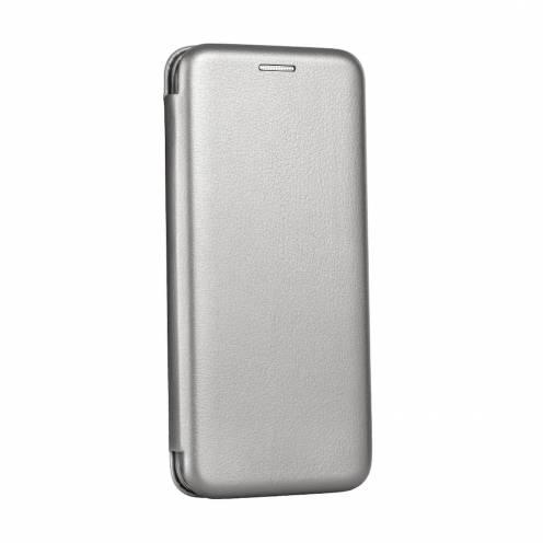 Book Forcell Elegance for Samsung J4+ (J4 Plus) grey