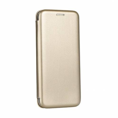 Book Forcell Elegance for Samsung M21 gold