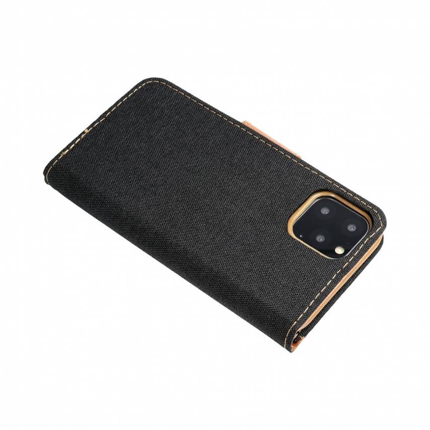 Canvas Book carcasa for Samsung A21s black