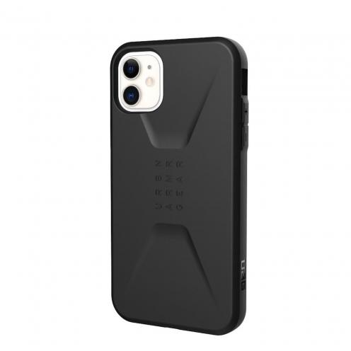 Funda Anti-Golpes iPhone 11 Urban Armor Gear® UAG Civilian Noir