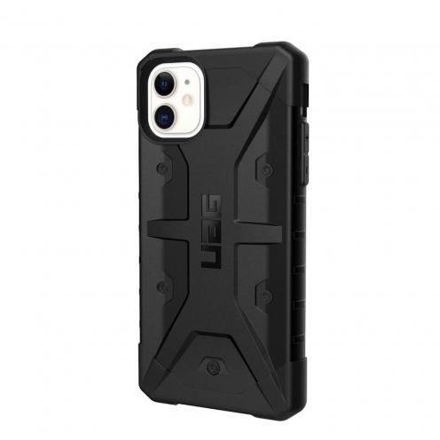 Funda Anti-Golpes iPhone 11 Urban Armor Gear® UAG Pathfinder Noir