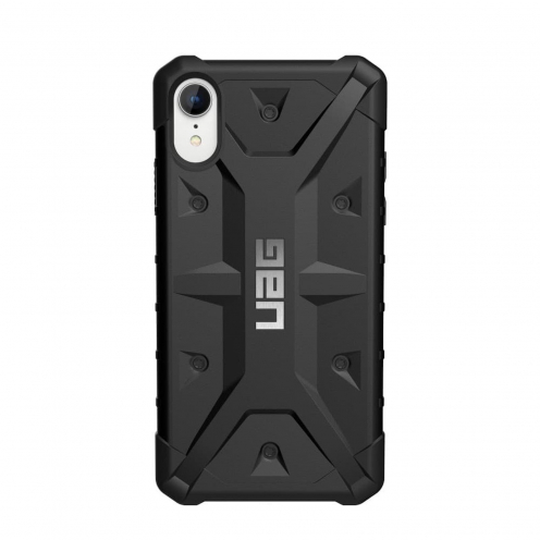 Funda Anti-Golpes iPhone XR Urban Armor Gear® UAG Pathfinder Noir