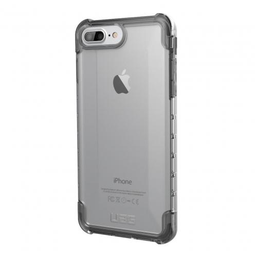 Funda Anti-Golpes iPhone 6 Plus / 7 Plus / 8 Plus Urban Armor Gear® UAG Plyo Transparent