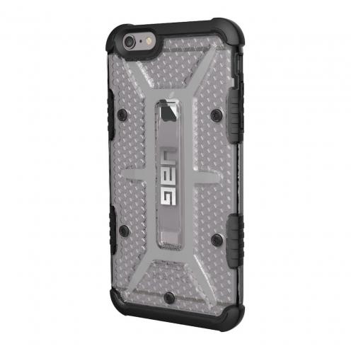 Funda Anti-Golpes iPhone 6/7/8 Urban Armor Gear® UAG Plasma Transparent