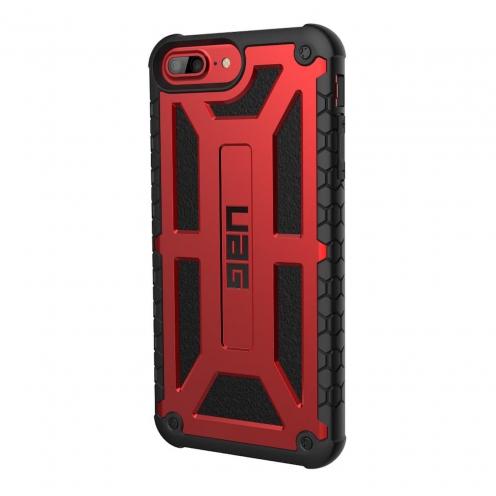 Coque Antichoc Apple iPhone 6/7/8 Urban Armor Gear® UAG Monarch Rouge