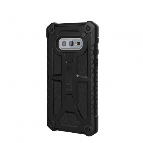 Coque Antichoc Samsung Galaxy S10e Urban Armor Gear® UAG Monarch Noir