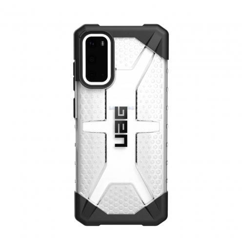 ( UAG ) Urban Armor Gear Plasma case for SAMSUNG S20 transparent