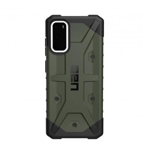 ( UAG ) Urban Armor Gear Pathfinder case for SAMSUNG S20 olive drab