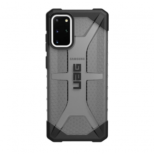 ( UAG ) Urban Armor Gear Plasma case for SAMSUNG S20 PLUS black transparent