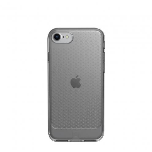 ( UAG ) Urban Armor Gear Lucent for iPhone 7 / 8 / SE 2020 / SE black Transparent