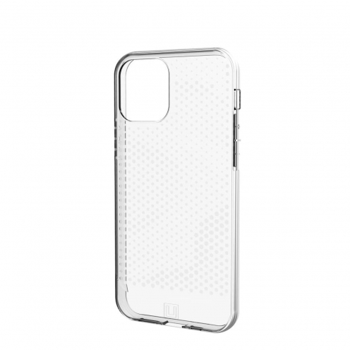 ( UAG ) Urban Armor Gear Lucent for iPhone 12 / 12 PRO ice