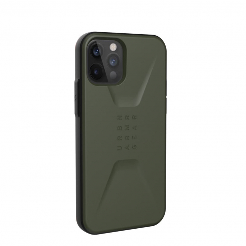 ( UAG ) Urban Armor Gear Civilian for iPhone 12 / 12 PRO olive
