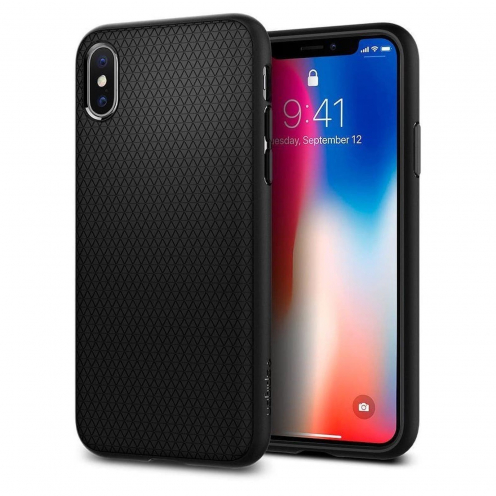 SPIGEN Liquid Air HUAWEI P20 LITE black