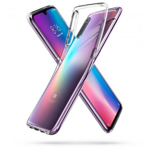 SPIGEN Liquid Crystal Fit XIAOMI MI9 transparent