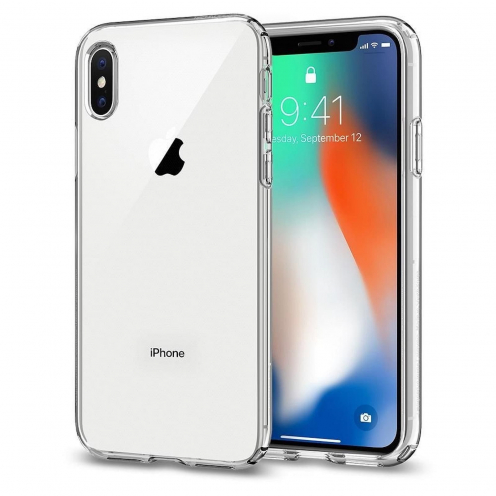 SPIGEN Liquid Crystal HUAWEI P30 Pro transparent