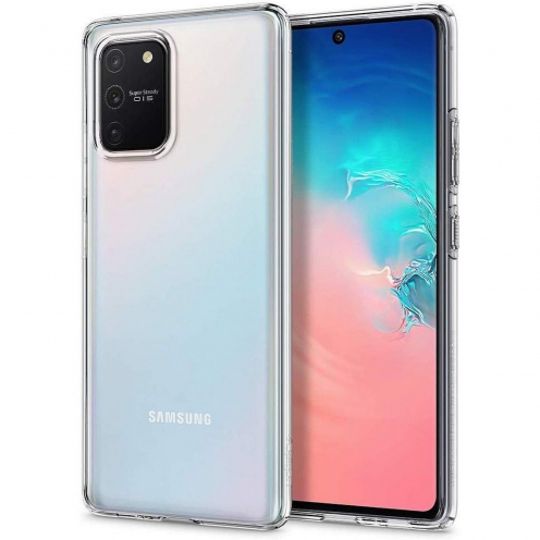 SPIGEN Liquid Crystal for SAMSUNG S10 LITE transparent