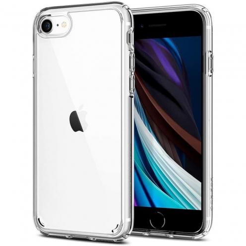 SPIGEN Ultra Hybrid for iPhone 7 / 8 / SE 2020 transparent