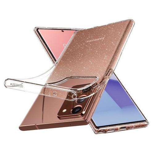 Spigen© Liquid Crystal for Samsung NOTE 20 ULTRA glitter crystal