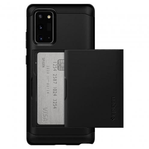 Spigen© Slim Armor CS for Samsung NOTE 20 black
