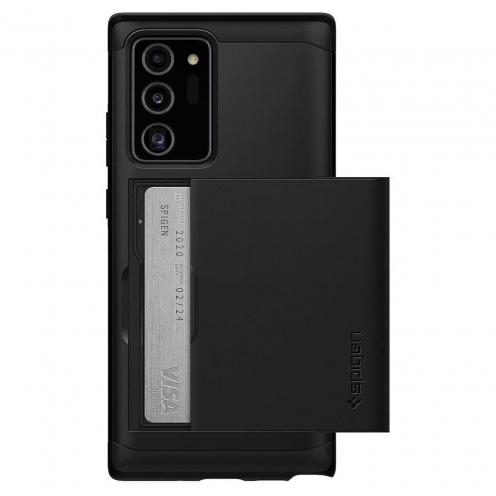 Spigen© Slim Armor CS for Samsung NOTE 20 ULTRA black