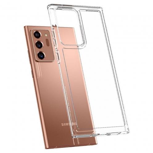 Spigen© Ultra Hybrid for Samsung NOTE 20 ULTRA Transparent
