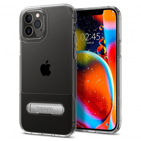 Spigen© Slim Armor Essential S iPhone 12 / 12 PRO Transparent