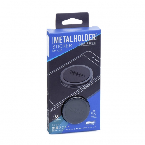 REMAX car holder magnetic RM-C30 black