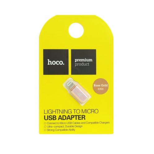 HOCO Micro USB to Lightning connector